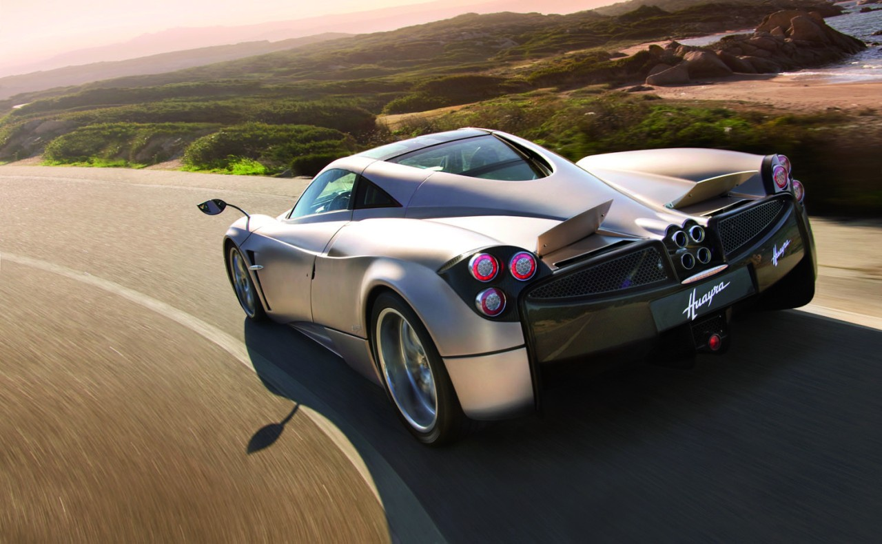 Pagani Huayra – The Winning Aspiration.