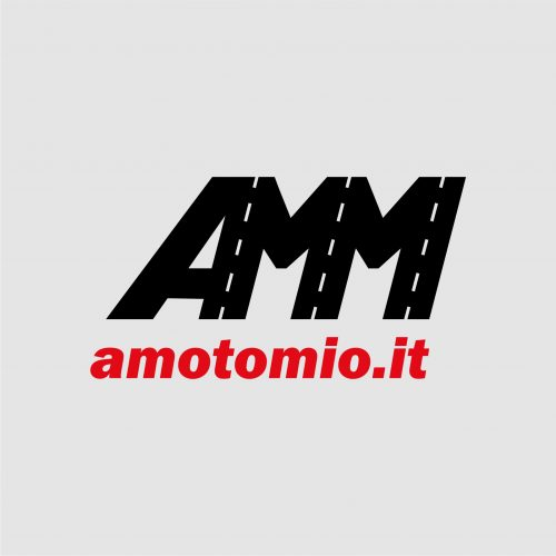 amotomio logo by v12design